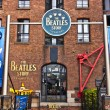 ������, ������: Beatles museum in Liverpool England