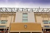 Elland Road stadium in Leeds, West Yorkshire. — Stock Photo