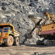 Loading of iron ore — Stock Photo #67783557