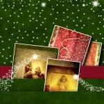 Religion Christmas card — Stock Photo #57034047