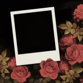 Photo frame Valentine's day — Stock Photo