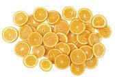 Sliced oranges — Stock Photo