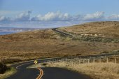 Winding road — Stock Photo