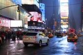 Times square. new york city — Stockfoto