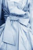 Dress of a bride — Stock Photo