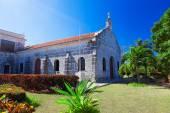 Santa Elvira Church — Stock Photo