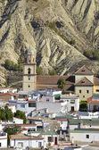 Alcolea, Small village in the Alpujarra, Almeria — Stock Photo