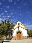Small chapel in the Alpujarra — Fotografia Stock