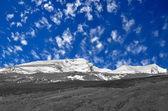 Mulhacen in Sierra Nevada, highest peak in the Iberian Peninsula — Foto de Stock