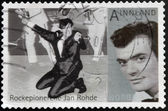 NORWAY - CIRCA 2009: A stamp printed in Norway shows Jan Rohde, circa 2009 — Stock Photo