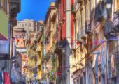 Улица hdr — Стоковое фото