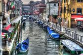 Hdr canal — Stok fotoğraf
