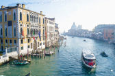 Water color effect of Grand Canal in Venice — Stock Photo