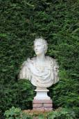 Ancient Marble bust — Stock Photo