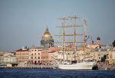 Cuauhtemoc  Mexican three-masted barque — Stock Photo