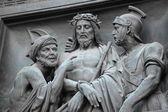 Betrayal of Judas — Stock Photo