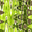 Abstract background with green and grey strips — Stock Photo #57694705