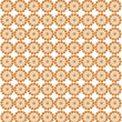 Luxurious wallpapers with round brown patterns — Stock Photo #62818717