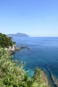 Liguria, RIviera di Levante — Stok fotoğraf