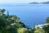 Liguria riviera di levante — Foto de Stock
