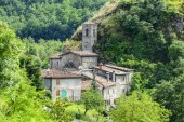 Petrognano (Tuscany) — Stock Photo