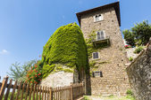 Montefioralle (chianti, Toscana) — Foto de Stock