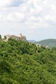 Morro Reatino, italian village — Stock Photo