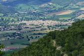 Forca Canapine (Umbria) — Stock Photo