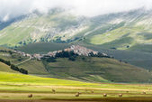 Piano Grande di Castelluccio (Italy) — Stock Photo