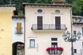 Leonessa (Rieti, Italy) — Zdjęcie stockowe