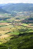 Forca Canapine (Umbria) — Zdjęcie stockowe