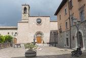 Leonessa (Rieti, Italy) — Stock Photo