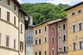 Visso (Marches, Italy) — Stock Photo