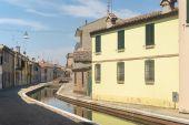 Comacchio (Italy) — Stock Photo