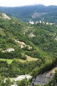 Montefeltro (Marches, Italy) — Stock Photo