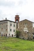 Montefeltro (Marches, Italy): village — Stock Photo