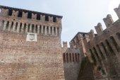 Soncino (Cremona, Italy) — Foto de Stock