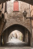 Ferrara (Italy) — Stock Photo