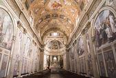 Milan: Certosa di Garegnano — Stock Photo