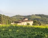 Chianti, toscana — Foto de Stock