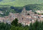 Arcidosso (Tuscany, Italy) — Stock Photo