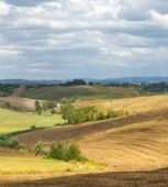 Crete Senesi (Tuscany, Italy) — Stock Photo