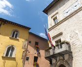 Visso (Marches, Italy) — 图库照片