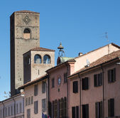 Alba (Cuneo, Italy) — Stock Photo