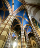 Cathedral of Alba (Cuneo, Italy), interior — Stock Photo