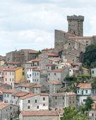 Arcidosso (toscana, italia) — Foto de Stock