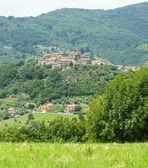Regnano, Tuscany (Italy) — Stock Photo
