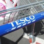 Tesco Shopping — Stock Photo #71902483