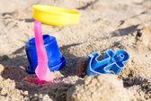 Sand Toys — Stock Photo