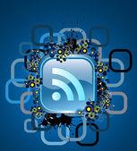 Wireless Network Symbol — Stock Vector